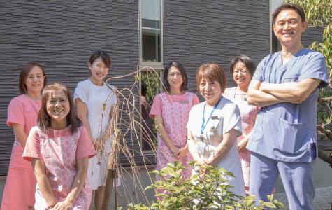5周年記念植樹